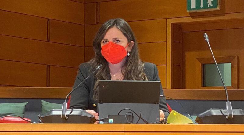 Frontalieri, Nadia Rossi dopo l'incontro con Csir presenta una risoluzione in Regione