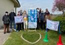 Giornata mondiale della Terra, Nadia Rossi a Rimini con i volontari del Progetto Ci.Vi.VO.